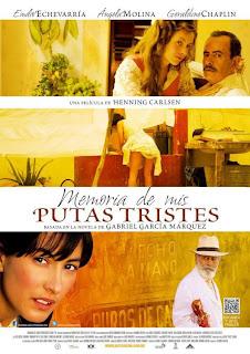 Ver Película Memoria de mis Putas Tristes Online Gratis (2011)