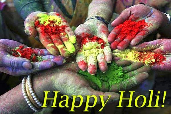 Happy Holi Hindi Message Shayari