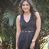 Prabhjeeth Kaur Hot Photo Gallery in Short Dress at Intelligent Idiot Movie Logo Launch 42