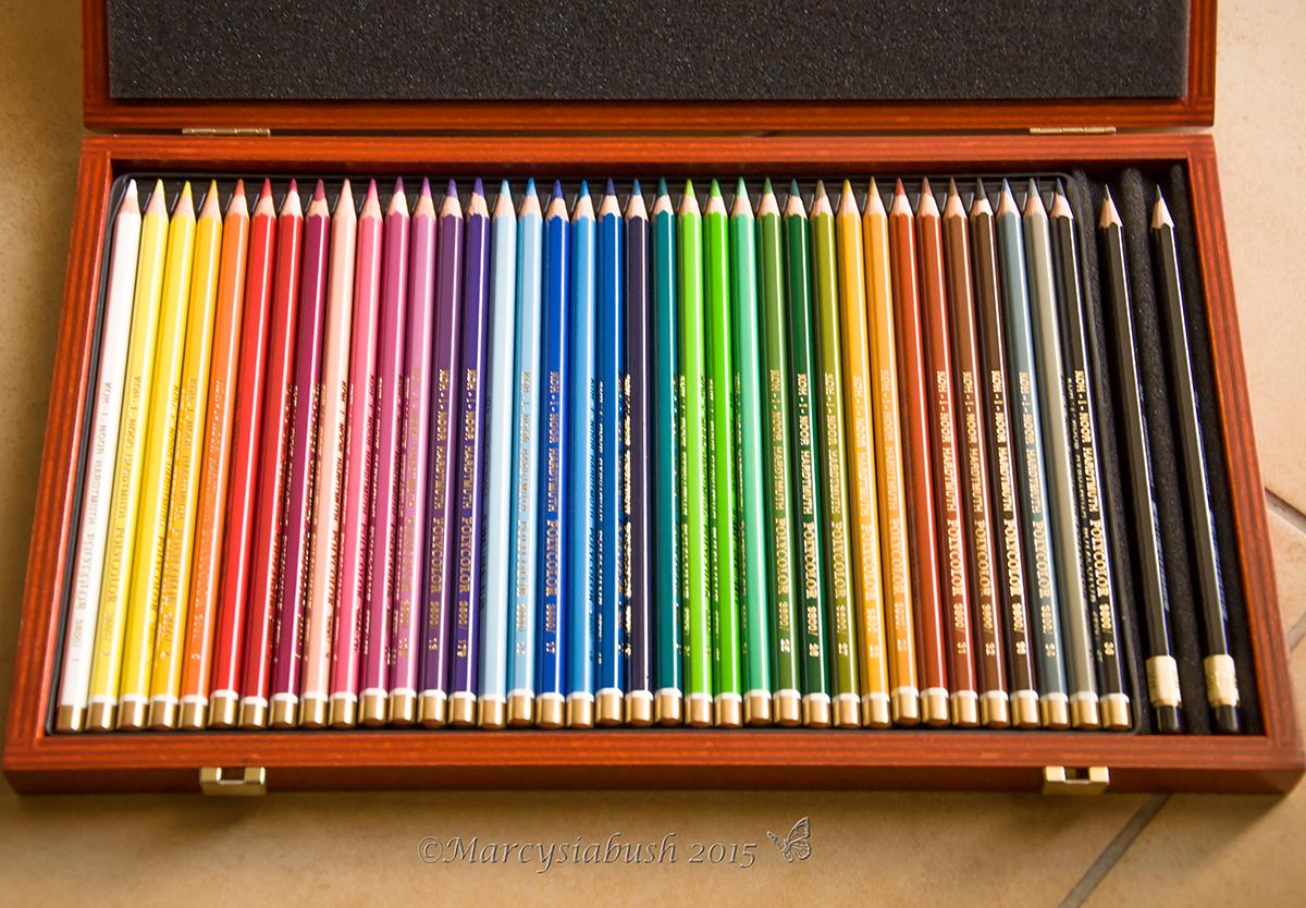 artystyczne ciekawostki marcysibush kredki koh i noor polycolor. Black Bedroom Furniture Sets. Home Design Ideas
