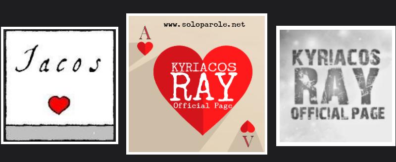 KYRIACOS RAY | soloparole.net