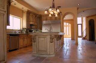 Glazed Kitchen Cabinets Pictures