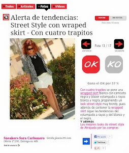 Concuatrotrapitos en Marie Claire