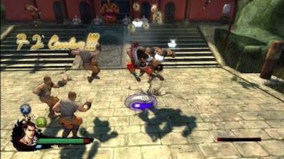 Kung Fu Strike PC Games Screenshots