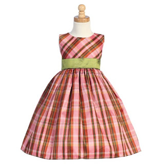 Designer Christmas Dresses for Girls