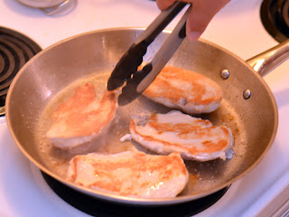 Chicken Verde Brown Chicken Breasts
