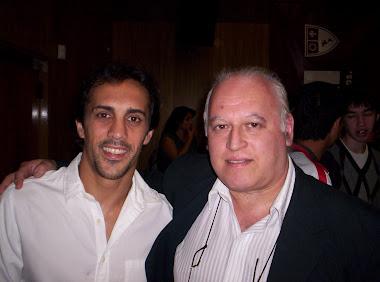 Con José Chatruc (ESPN)