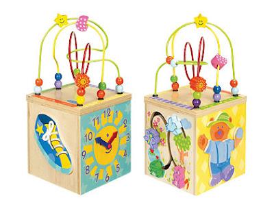 lil tots world imaginarium bead maze activity table 12