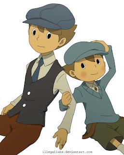 Luke&Clive