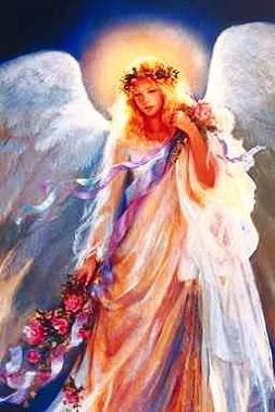 Anjo da Abundancia