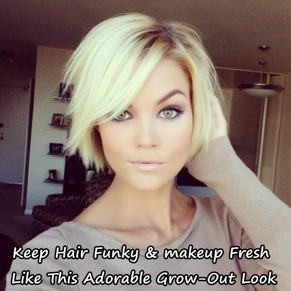 Tips To Grow Out A Pixie Like A Model