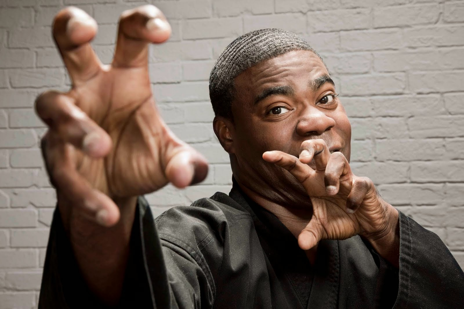 Chatter Busy Tracy Morgan Quotes