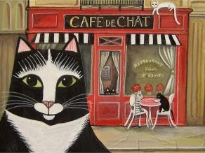 the Cat's Cafè