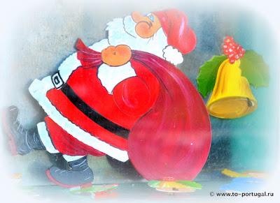 праздновать Новый год и Рождество в Португалии