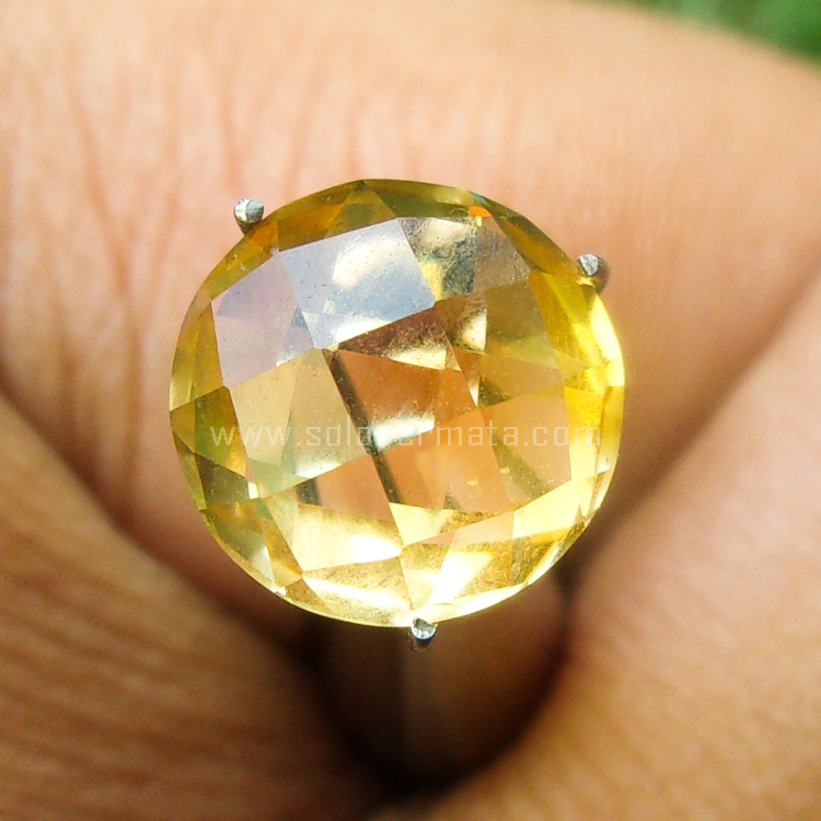 Batu Permata Golden Citrine - SP689