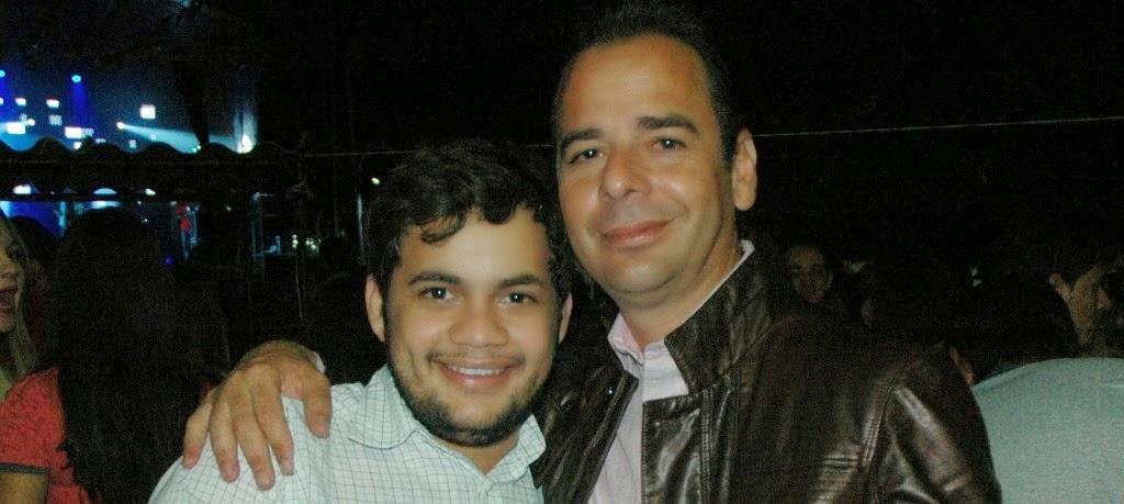 Parabéns ao amigo Márcio Leite