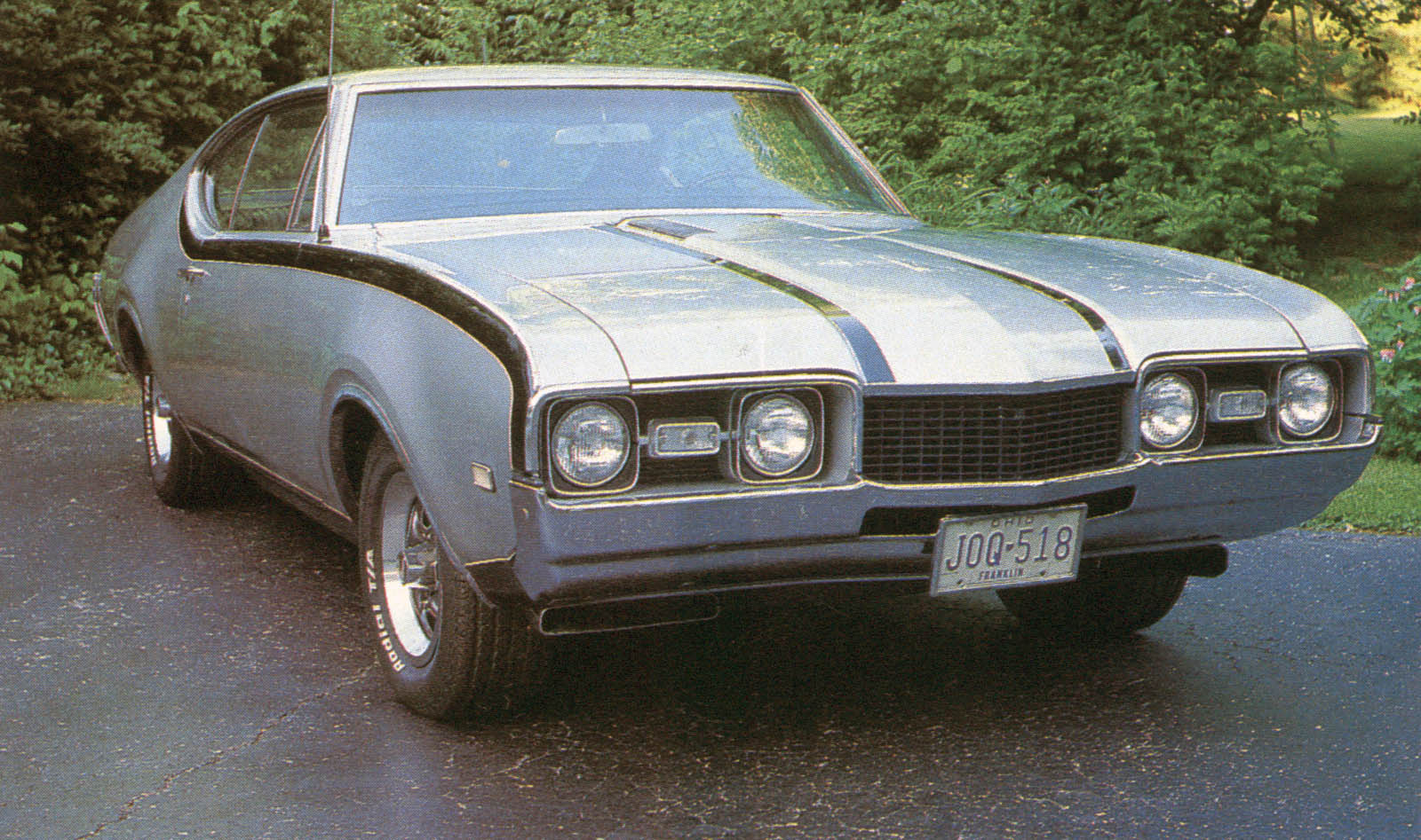 the 1968 hurst olds an early supercar phscollectorcarworld rh phscollectorcarworld blogspot com