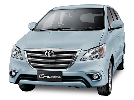 Toyota Grand New Kijang Innova Light Blue Mica Metallic