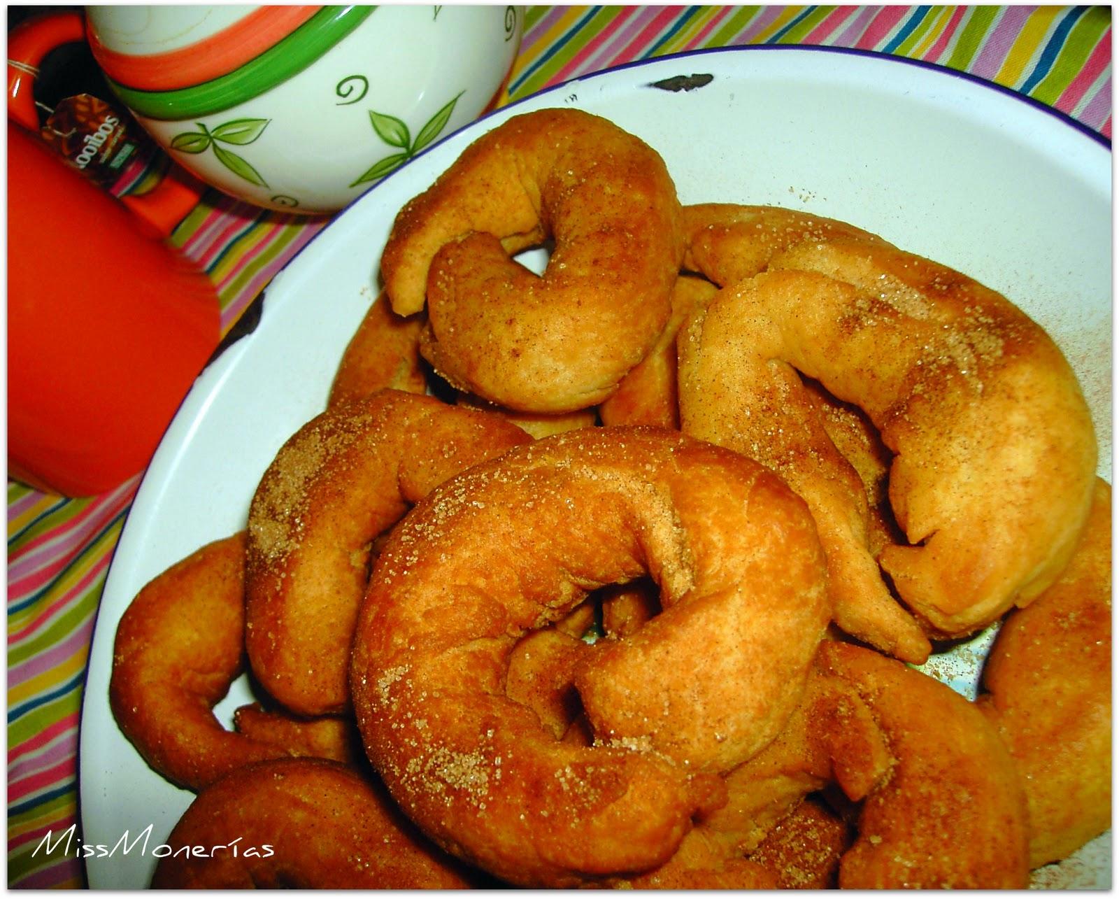 Sabores del mundo rosquillas fritas ganadora del sorteo - Cursos cocina asturias ...