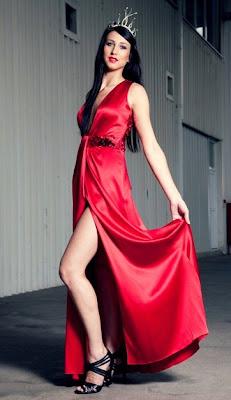 Miss Universe Slovenije 2011 Ema Jagodic