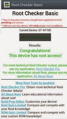 Cara Root Advan Vandroid T1E Tanpa PC