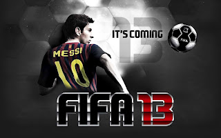 Fifa 13 - Its Coming HD Wallpapers