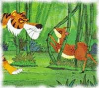 Mousedeer and Tiger