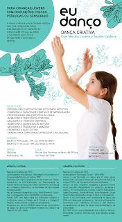 Imagem do cartaz Eu Danço