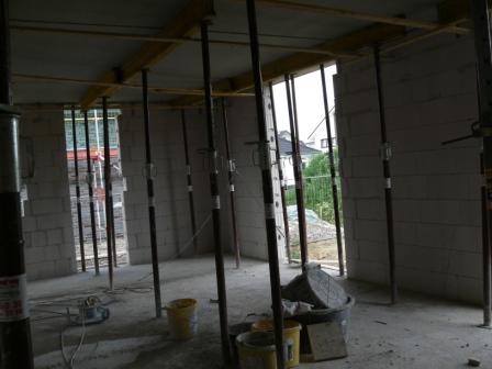 hausbau von sabrina sascha tag 39 bis 41 erdgeschossdecke und d mmung. Black Bedroom Furniture Sets. Home Design Ideas