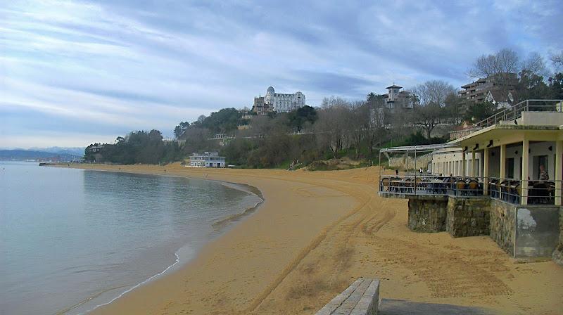 Playa de la Magdalena y los Peligros