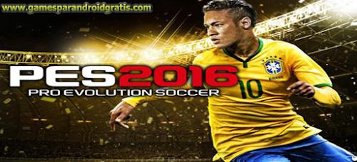 Download Pes 2016 Pro Evolution Soccer v5.0.0 Apk + Data
