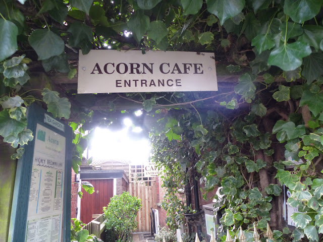 Acorn Cafe Church Stretton