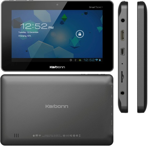 Karbonn Smart Tab1 Review Price Specification