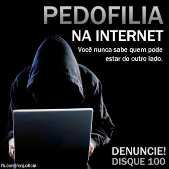 PEDOFILIA NA INTERNET