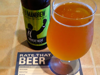 Monday Night Brewing Fu Manbrew beer review