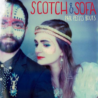 Scotch Sofa - photo: Lisa Roze
