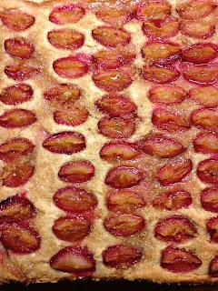 image of plum cake