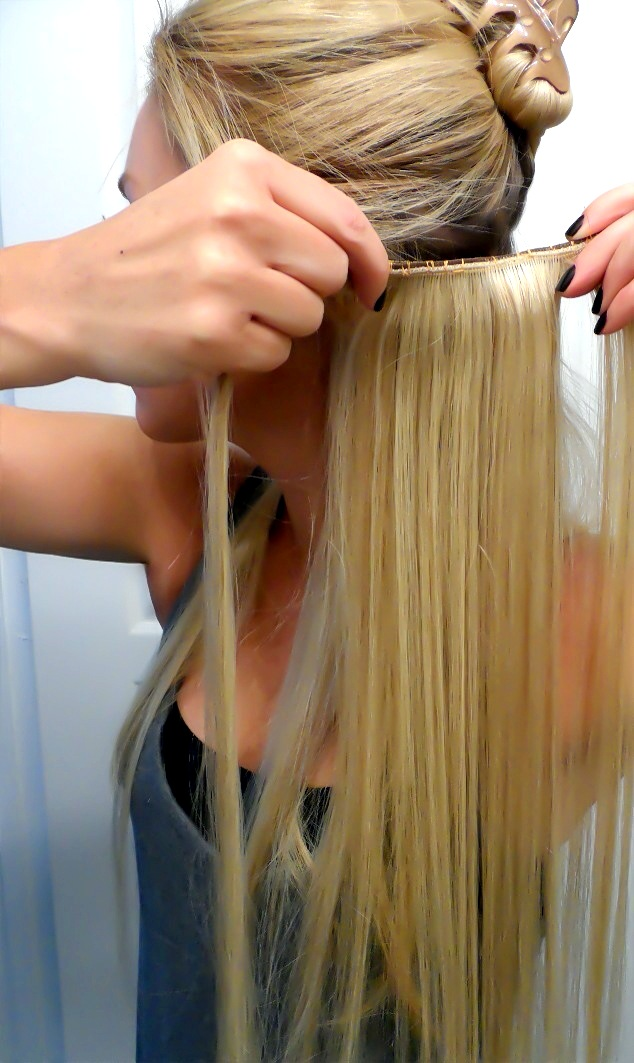 Hair Extensions And Dc 113