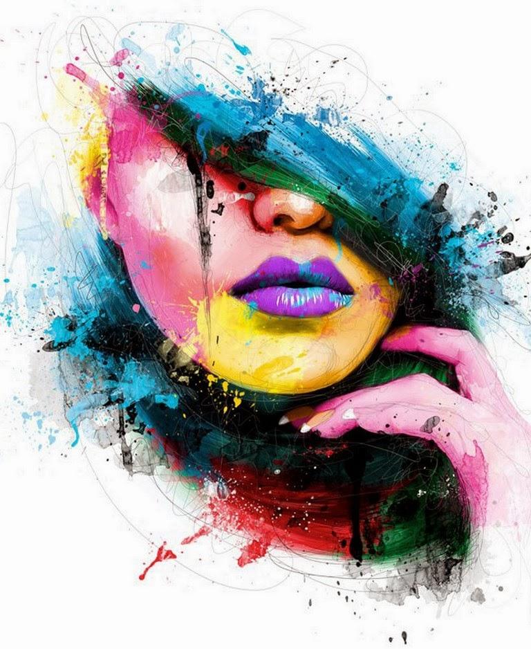 mujeres-pintura-artistica-moderna