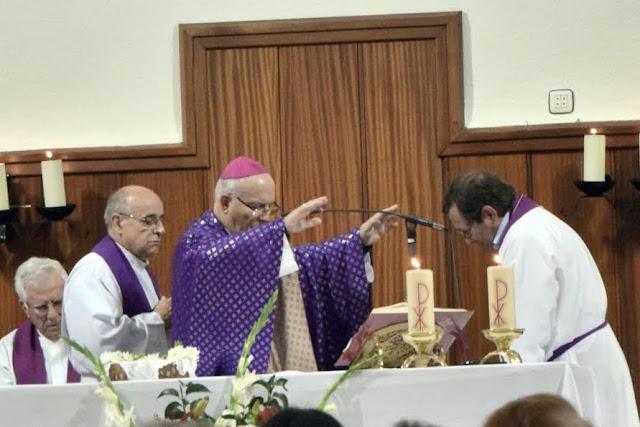 Bendición del Obispo