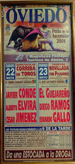 CARTEL ASCENSION OVIEDO 2004