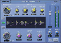 Sonnox Oxford Evolution plugin image