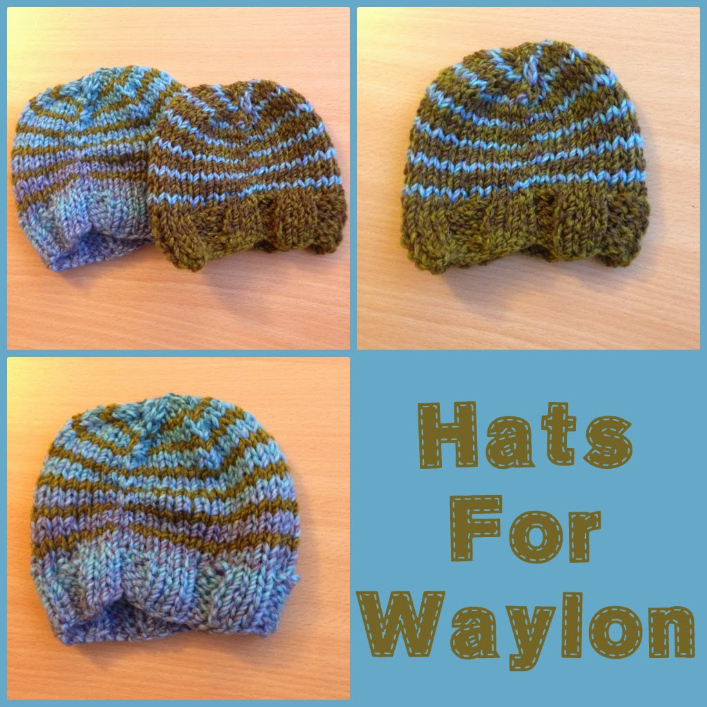 Knitting Pattern Hat 10mm Needles : Hat Knitting Pattern 8mm Needles images