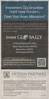 Artisan Investment Ad: Invest Globally
