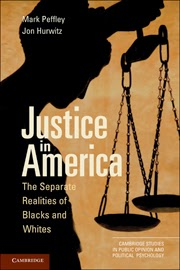 Justice in America cover