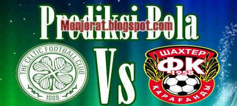 Celtic vs Shakhter Karagandy