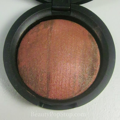 QVC Laura Geller Baked Stackable Macroons Baked Brulee Eyeshadow in Mocha Latte Review