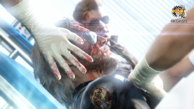 Meta Gear Solid V: The Phantom Pain - Free Download