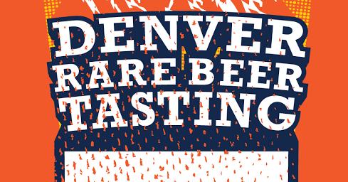 Denver Rare Beer Tasting VII Releases Beer List