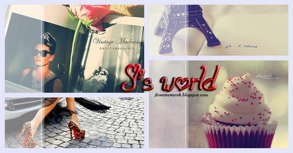 J's world